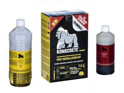 Kongcrete installation kit big