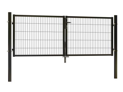 Double leaf garden gate ECO